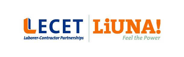 LECET LiUNA logo