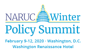 NARUC Winter Policy Summit February 9-12 2020 Washington DC Washington Renaissance Hotel