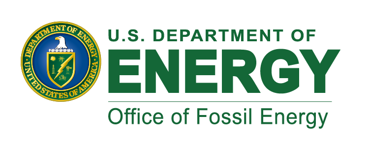 U.S. Department of Energy Office of Fossil Energy logo
