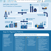 Infographic: Developing Natural Gas Infrastructure and Markets