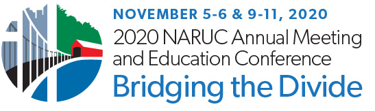2020 NARUC Annual Meeting and Education Conference November 9-11, 2020
